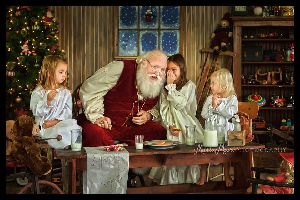 Santas Secret