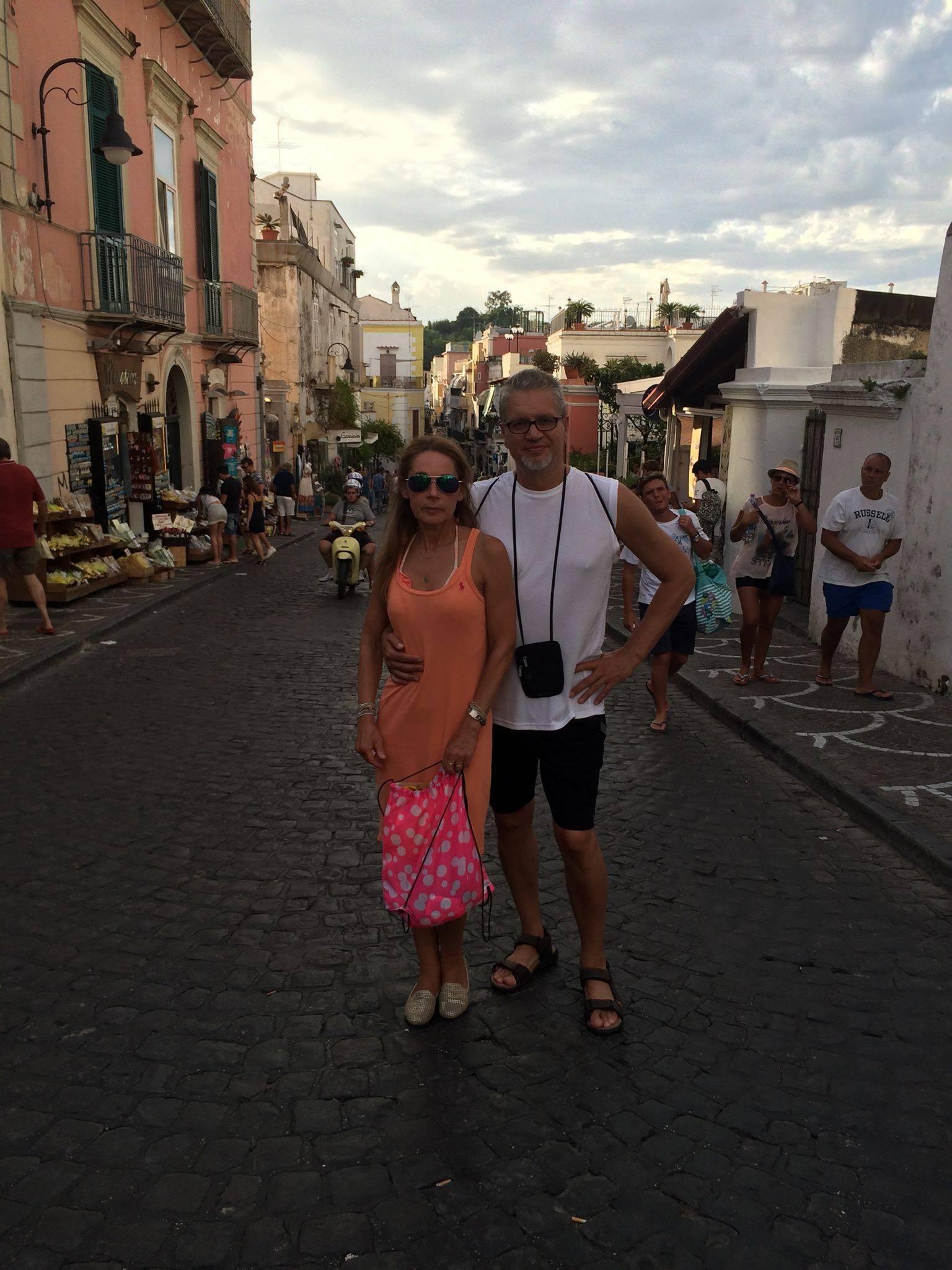 Ischia, Italy, 2015.