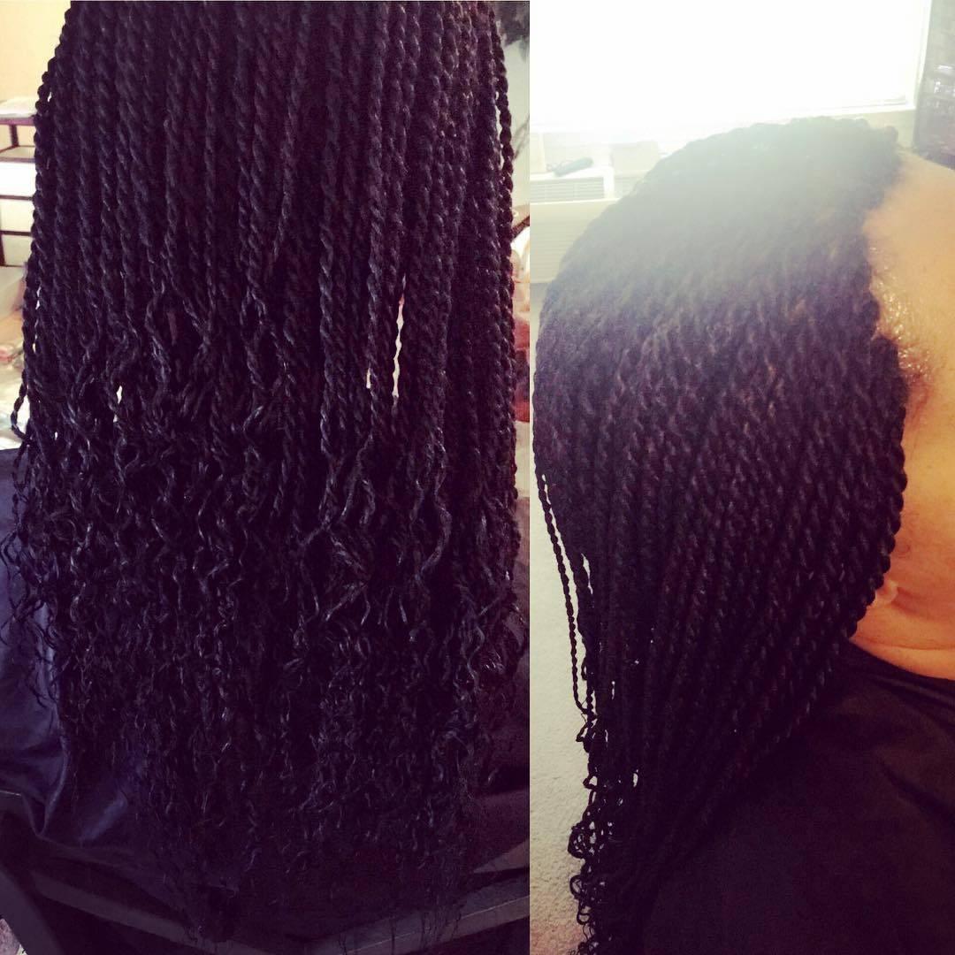 Box braid hair salon in National Harbor MD