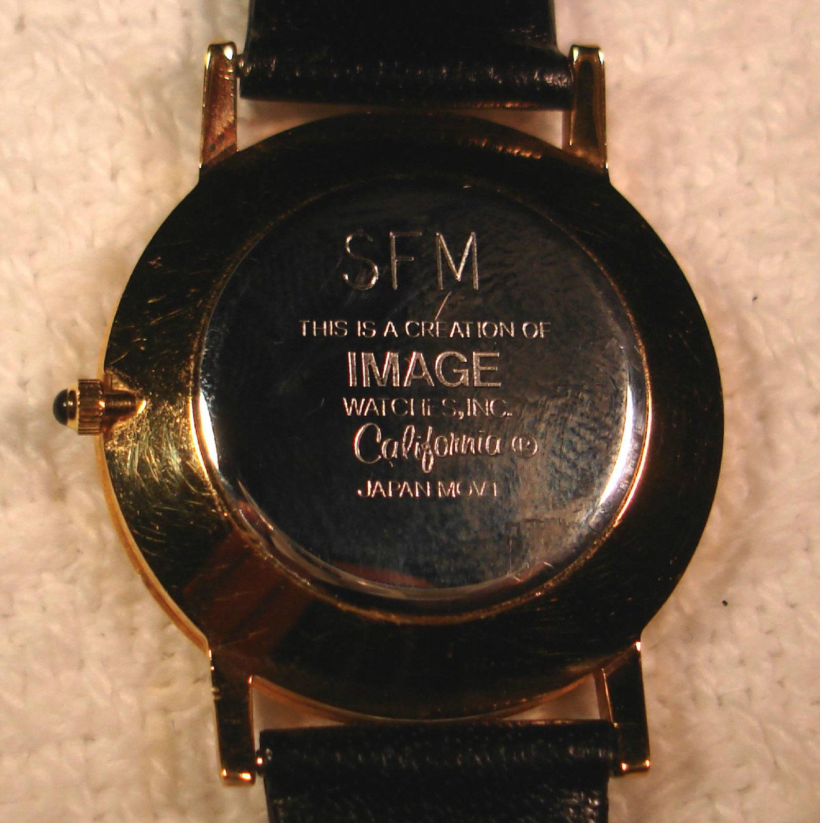 STAN MUSIAL'S Own National Polish-American Hall Of Fame Watch