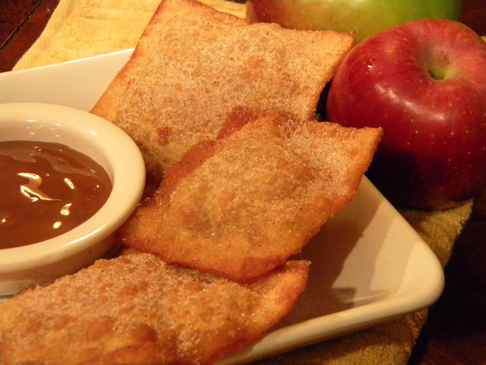 Mascarpone Apple Ravioli