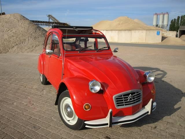 Roody, 2 pk te huur zonder chauffeur