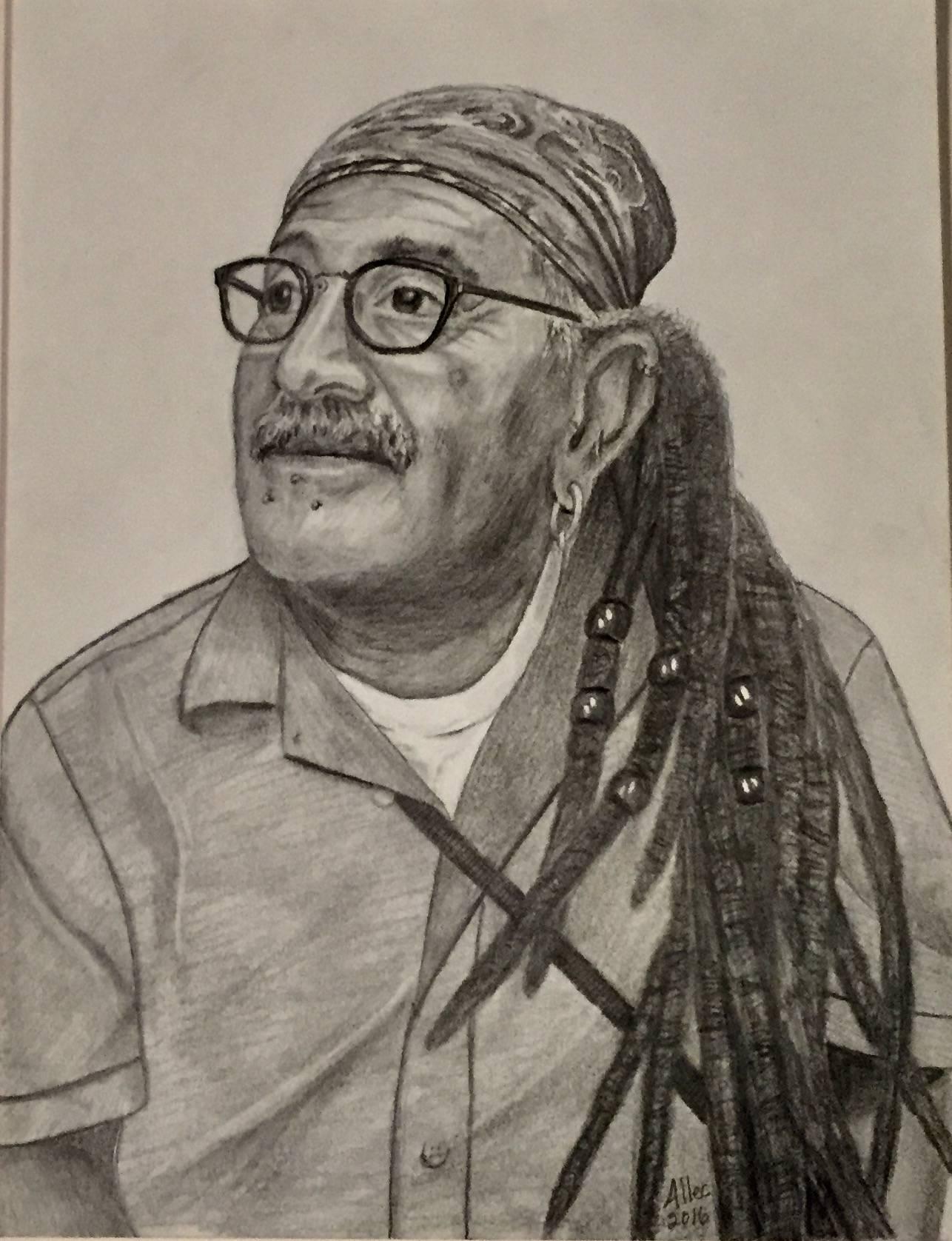 Portrait of a co-worker