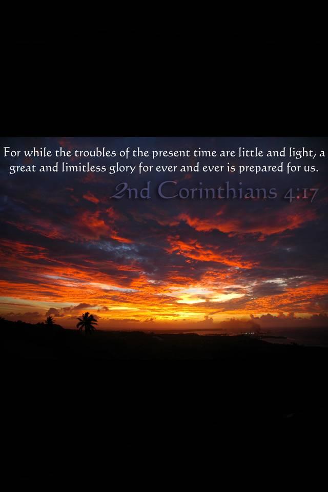 2nd Corinthians 4:17