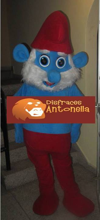 PAPA PITUFO