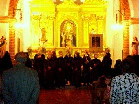 Comares Church