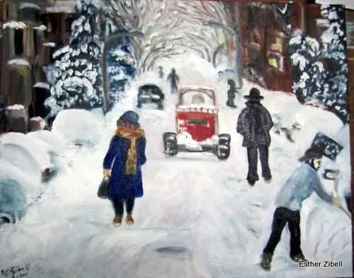 The Snow Storm 2