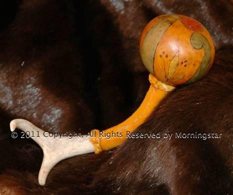 Fiddle Head Rattle