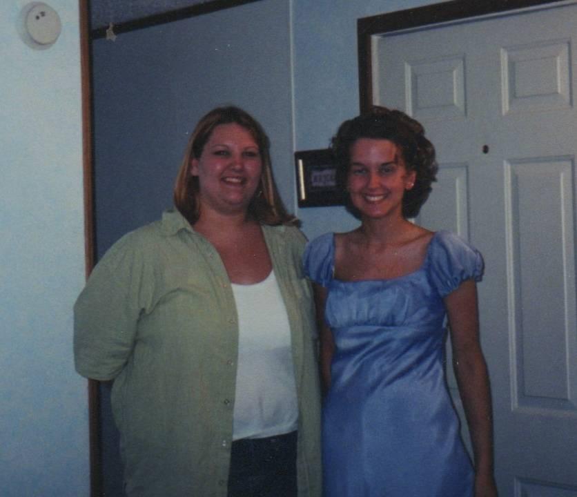 Liz and Brandi