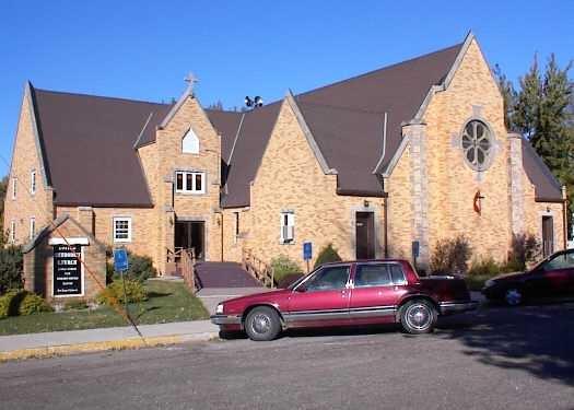 West Bend United Methodist Church, 307 1ST AV SW , West Bend , Iowa, 50597