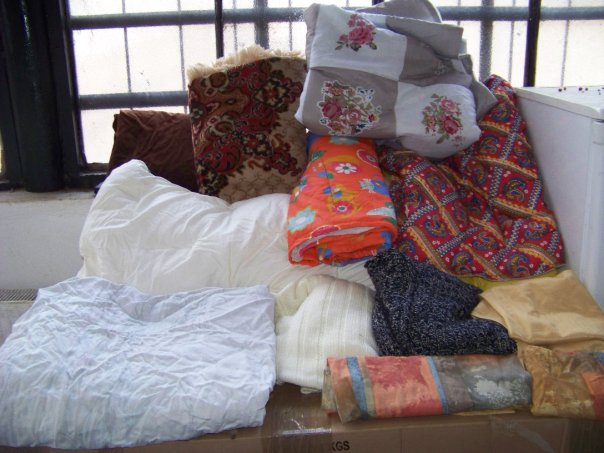 Donations from Holland