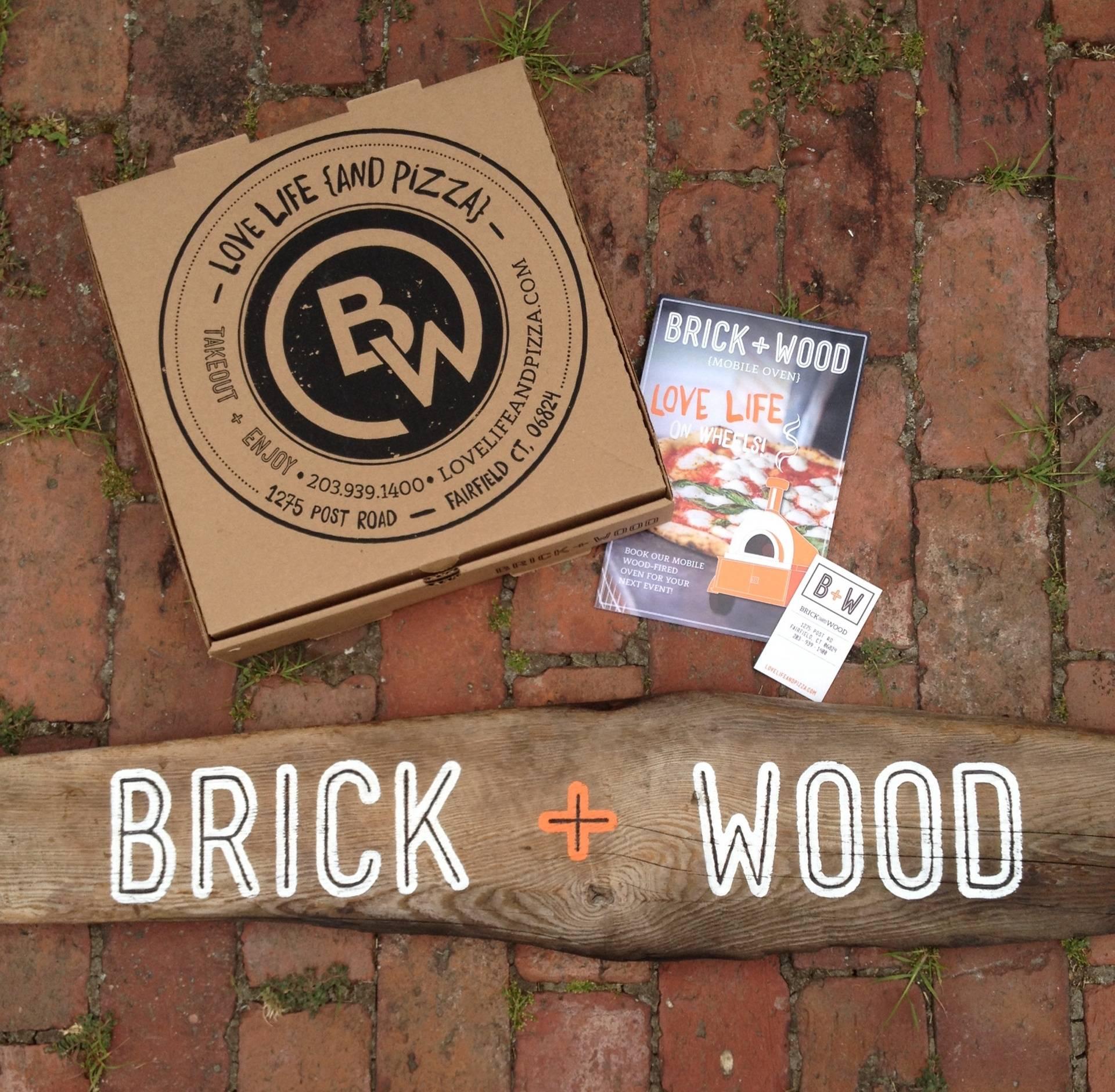 Brick + Wood in Fairfield, CT