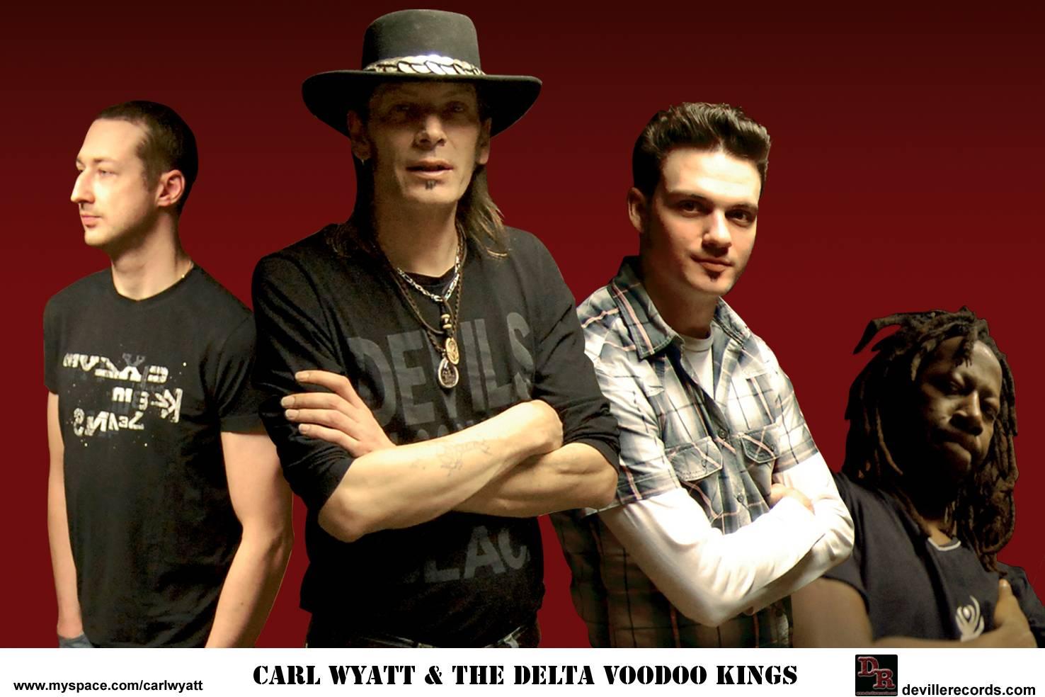 The Delta Voodoo Kings