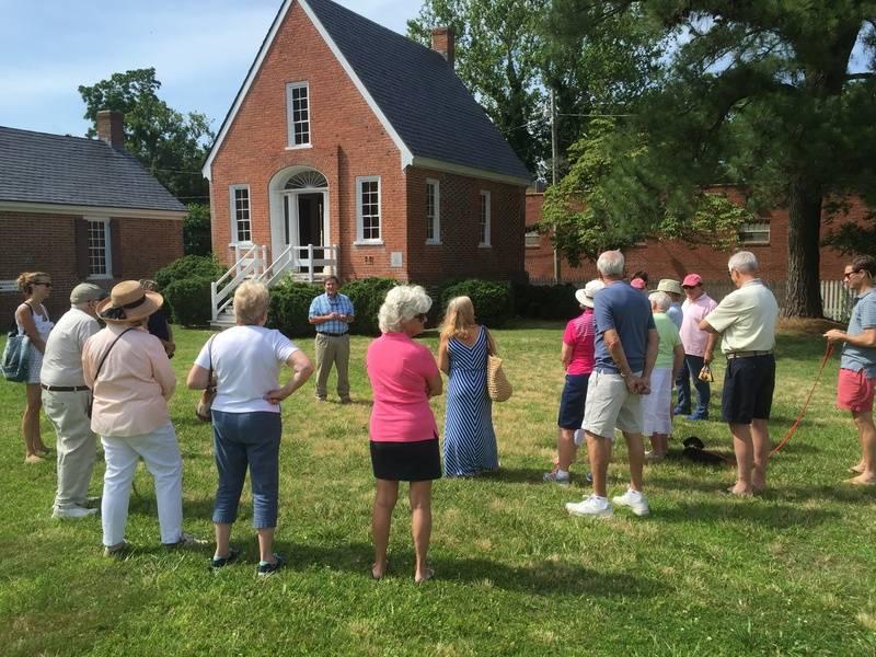 2016 Guided Walking Tour of Historic Eastville