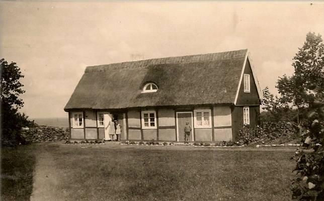 Flickorna Lundgren i Skaret 1938