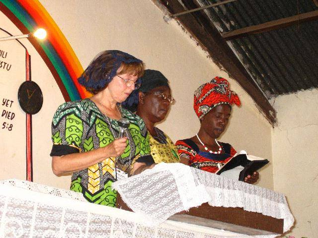 Women's Conference in Zambia