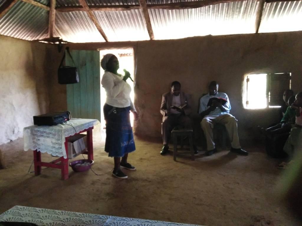 Celebrating the Feast of Tabernacles in Kenya
