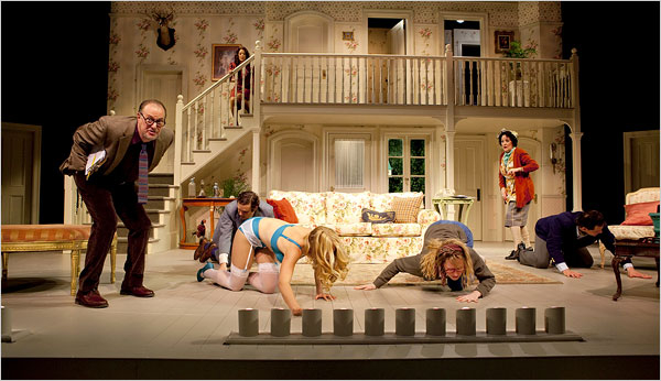Noises Off! by Michael Frayn