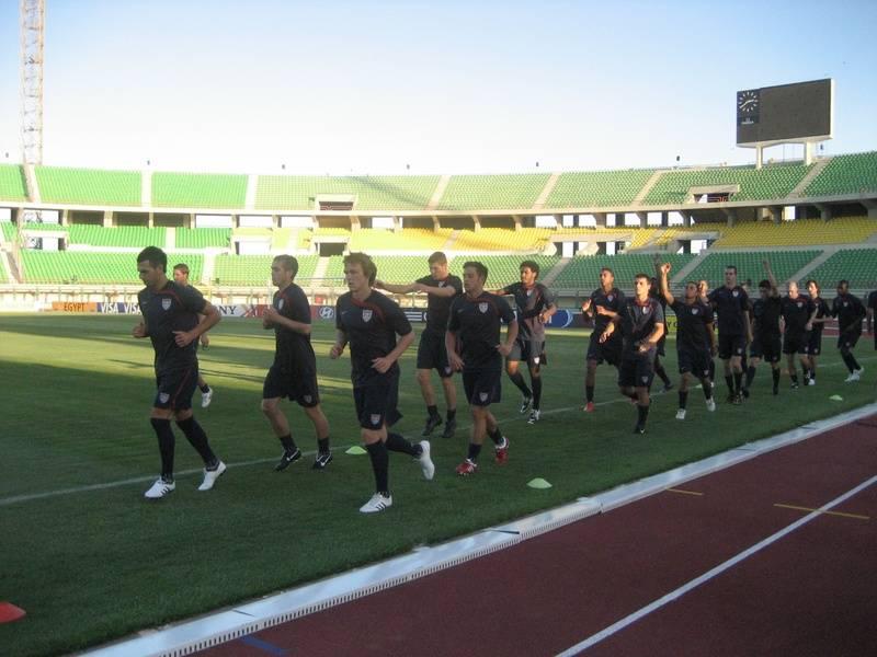 US U20s FIFA World Cup 2009