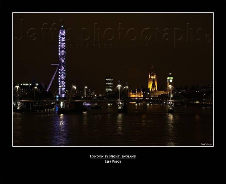 London by Night, England