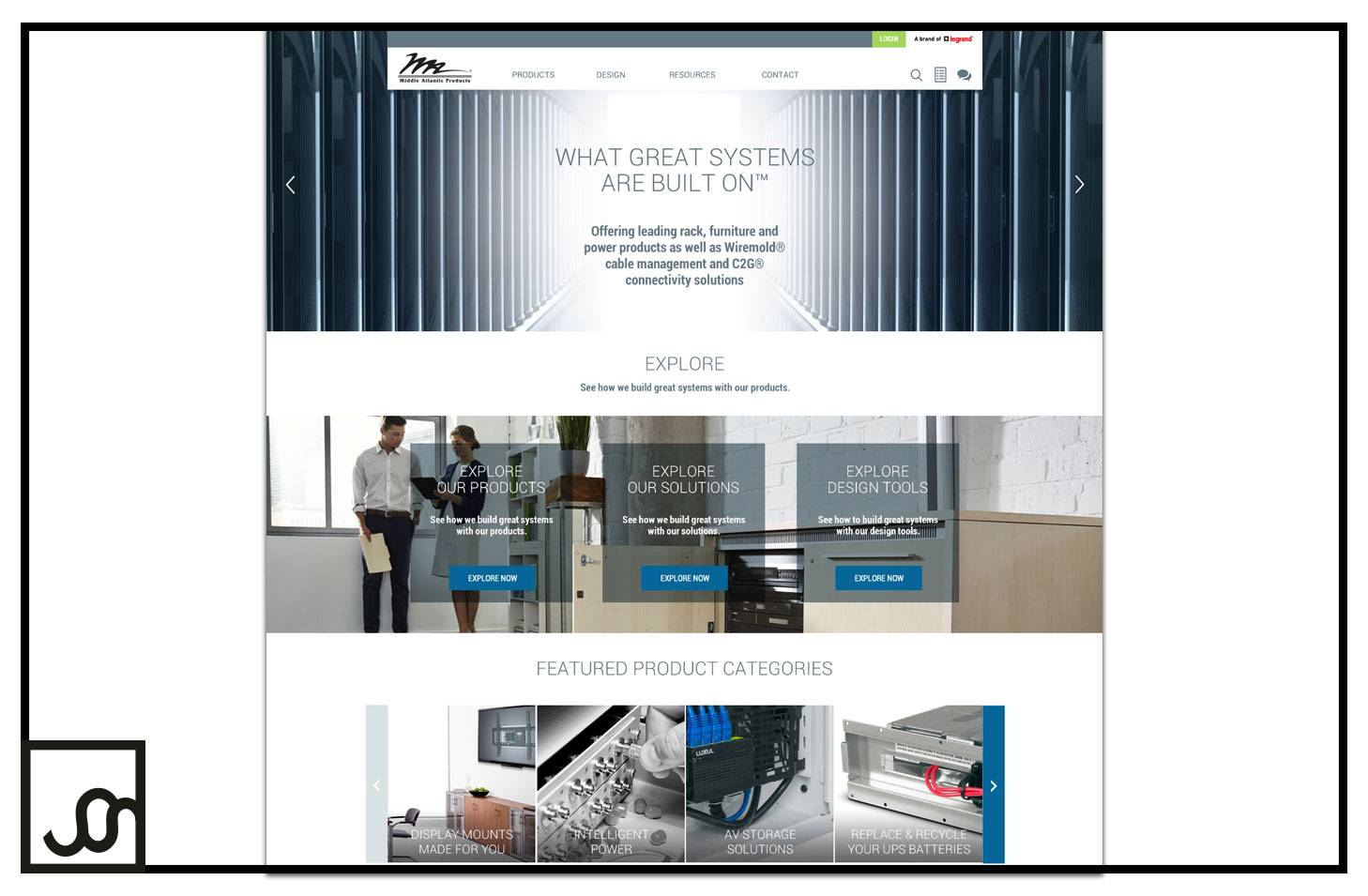 Middle Atlantic Web Refresh Project