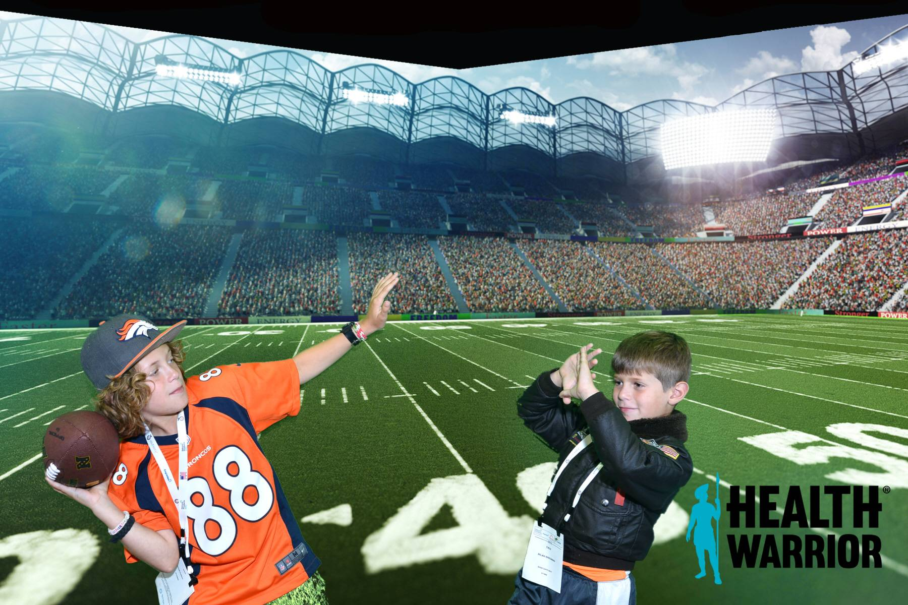 sports, football, nfl, Green Screen Photo Booth