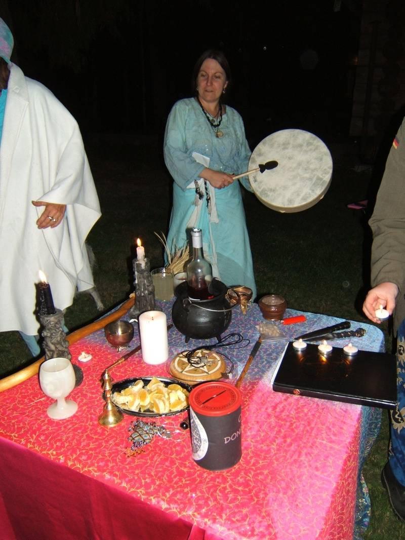 Midsummer Ritual 6