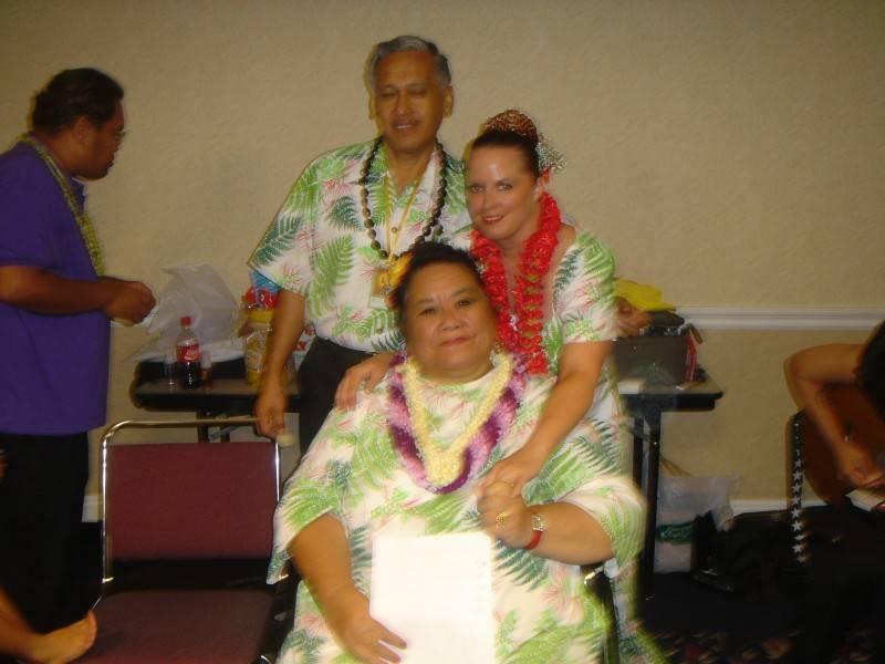 The Chang 'ohana (family)