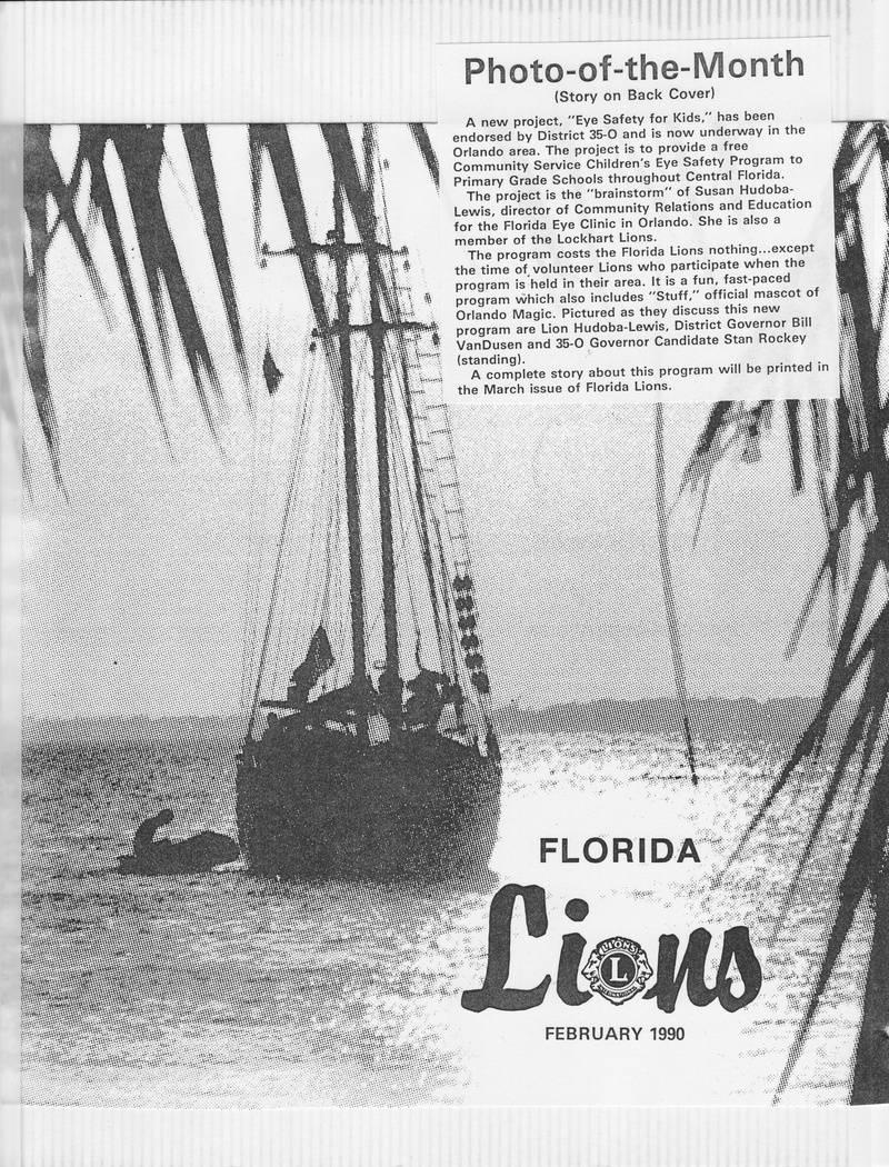 "1990 ESFK Florida Lions ""Teaser"""