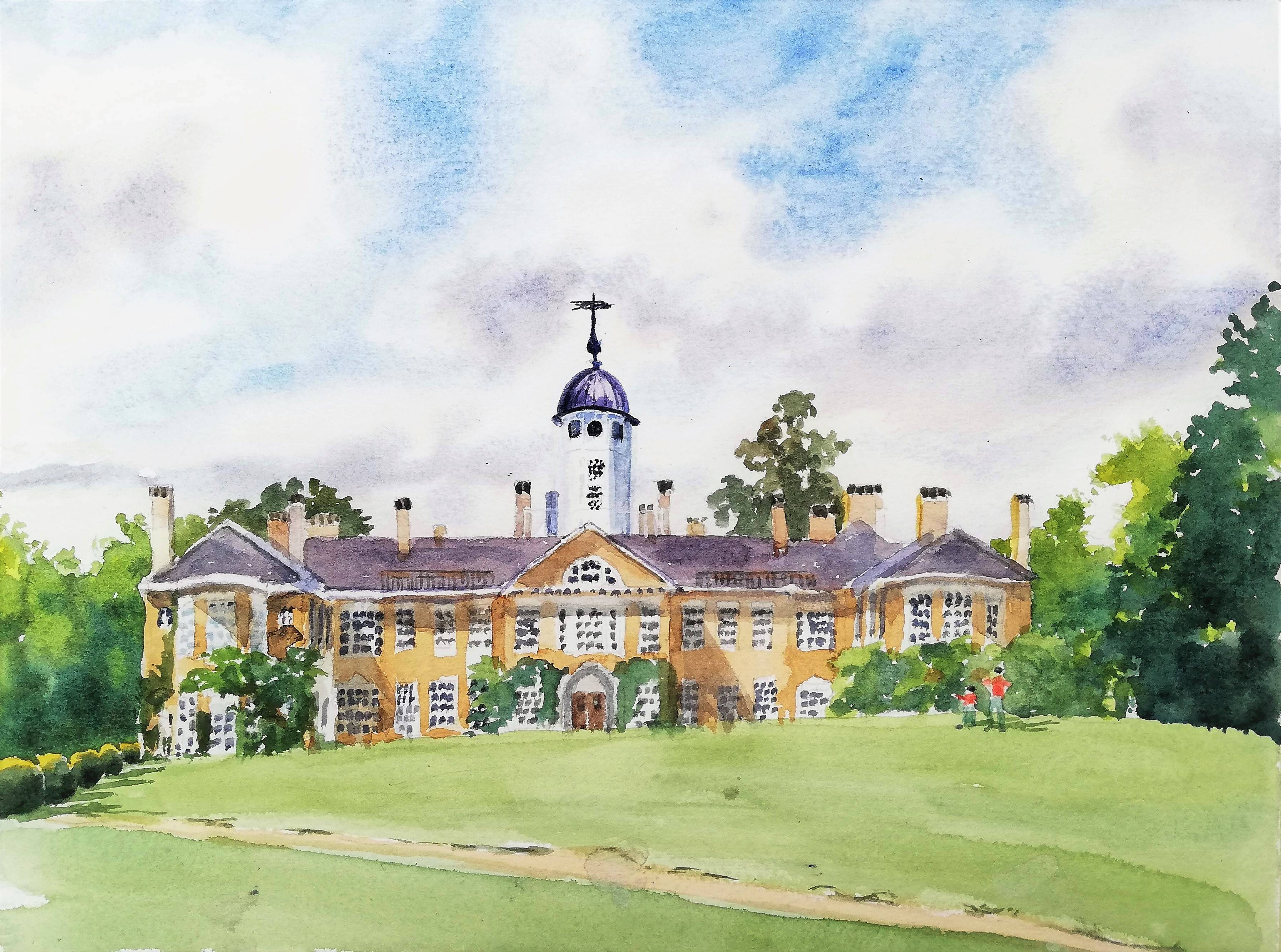 Polesden Lacey, Surrey