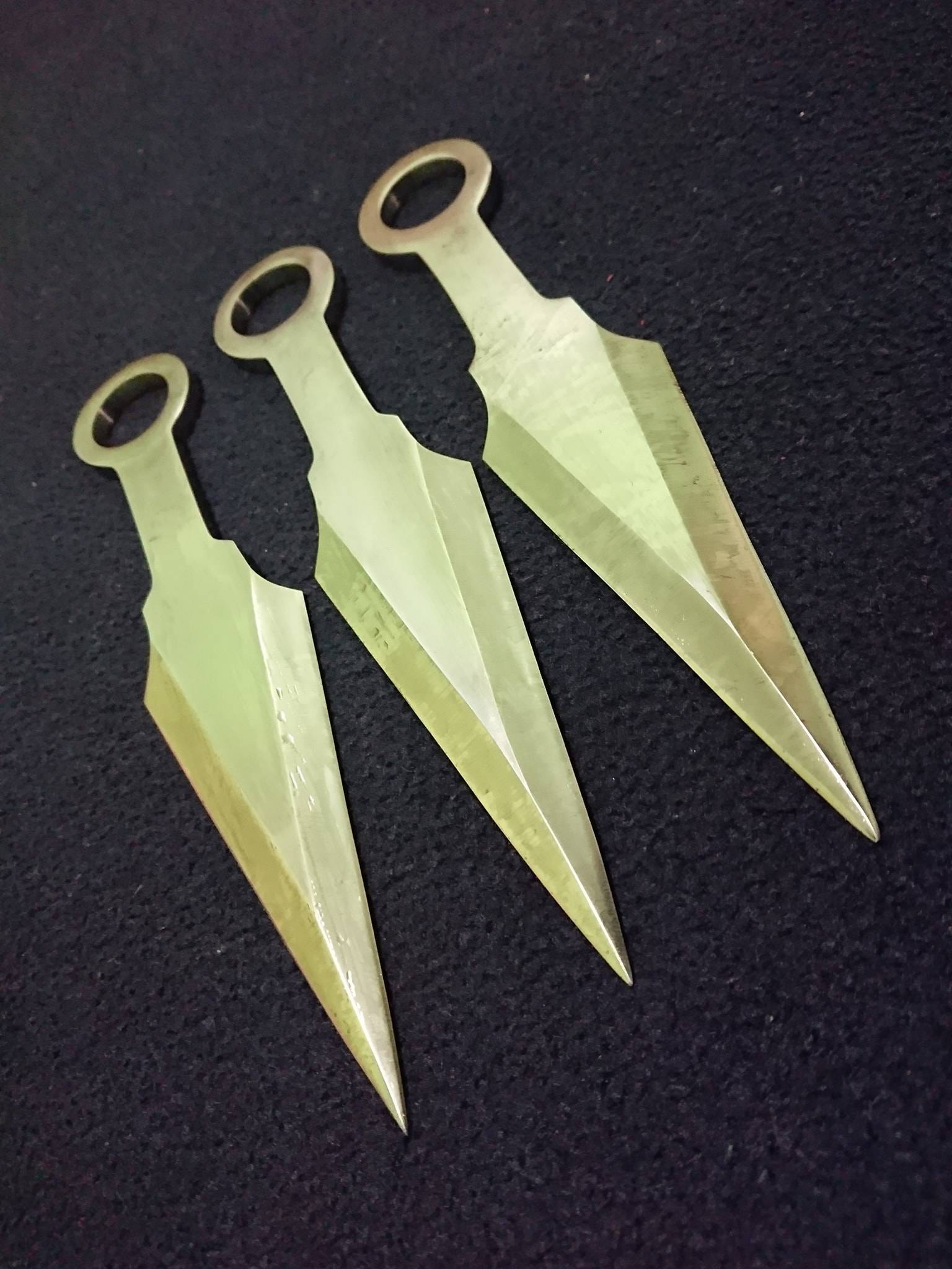 SKS Custom Made Throwing Knives