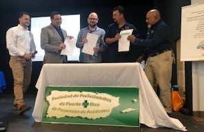 Presentando Alianza firmada