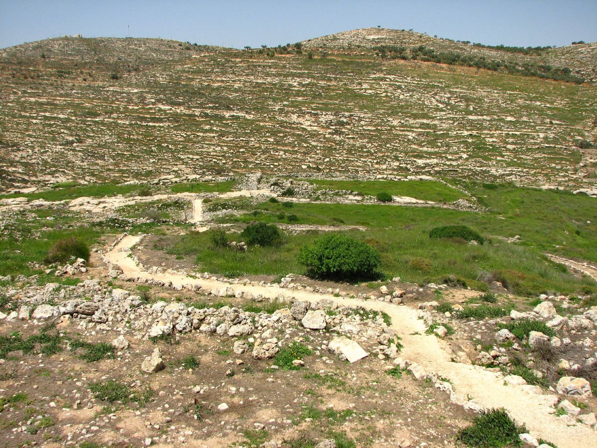 Place of theTabernacle
