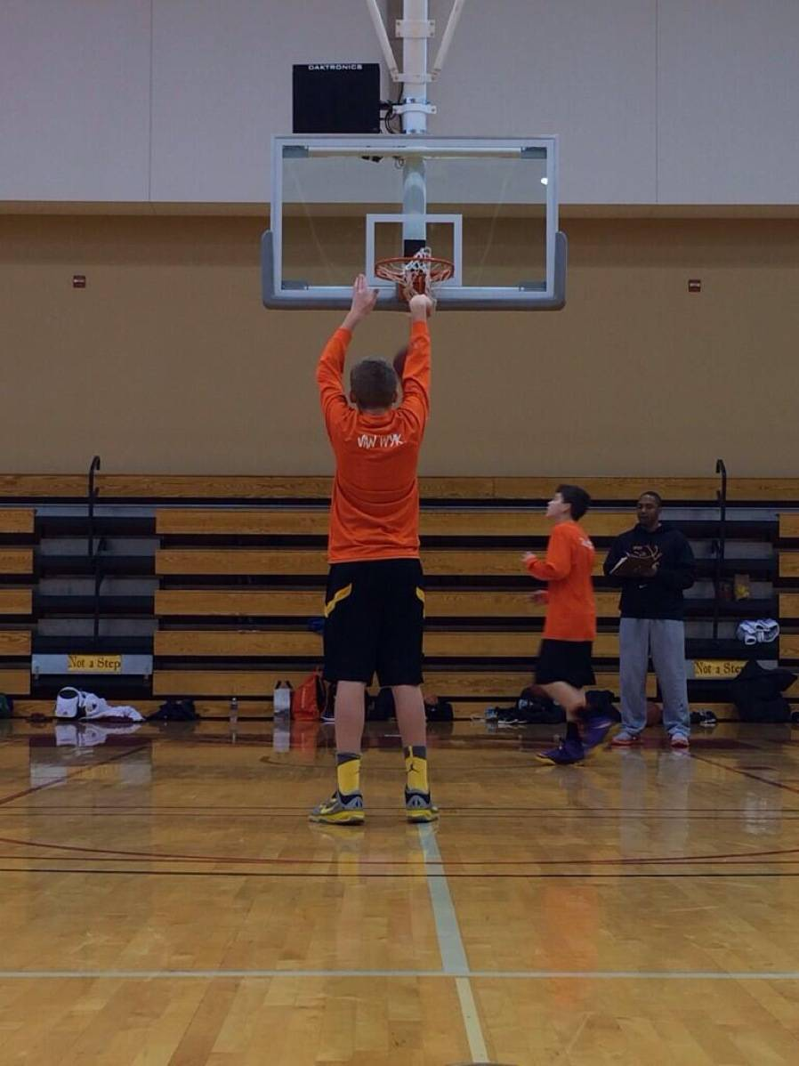 Swish in the New Year Event 12-31-13