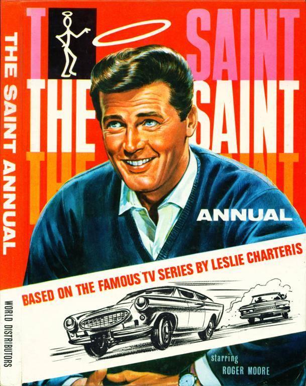 The Saint Annual