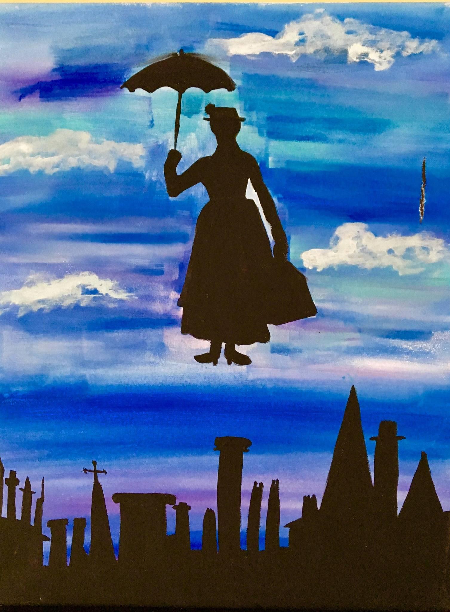 Lift Me Up (Mary Poppin)