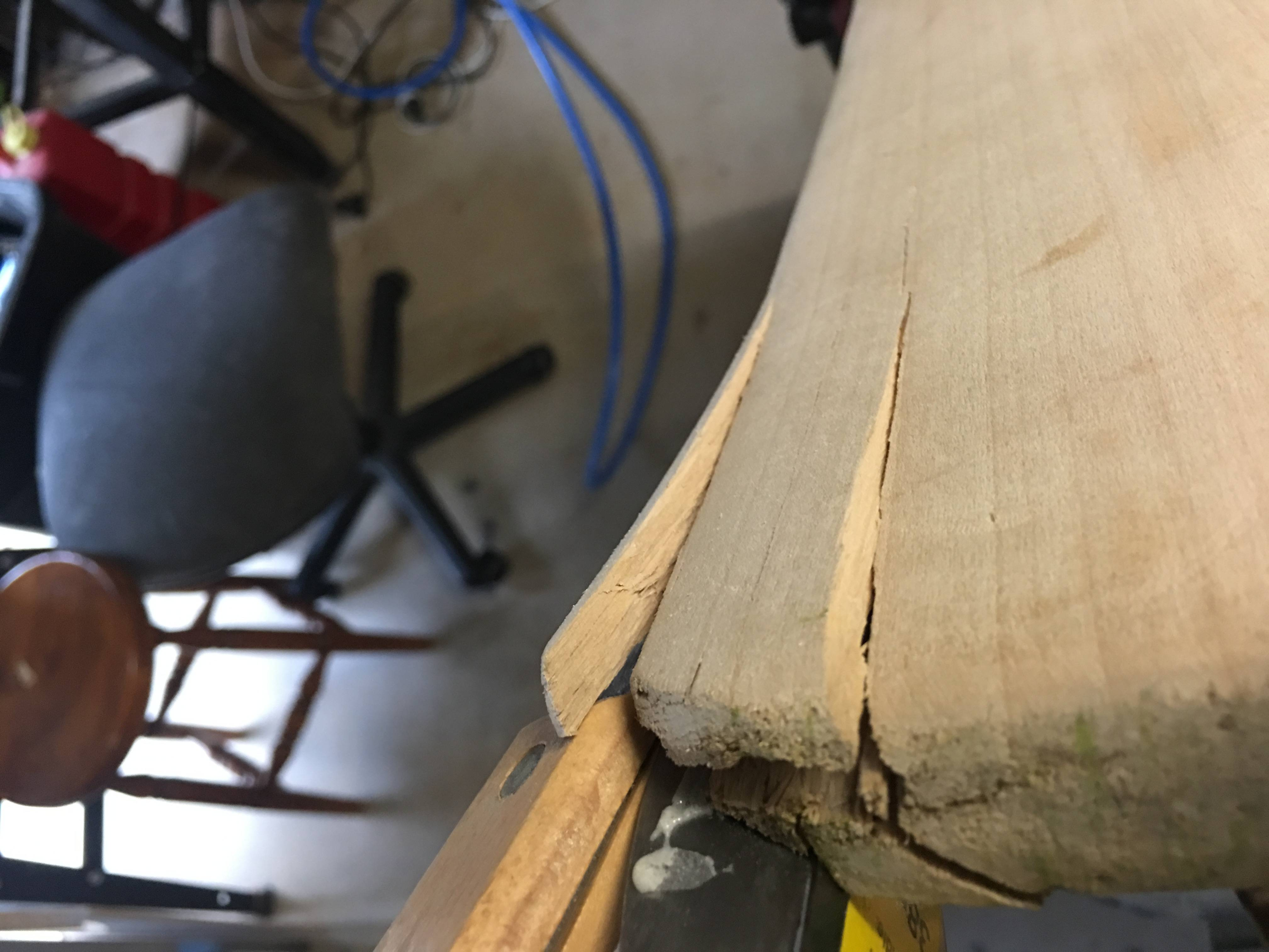 Bat Repairs