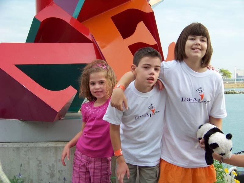 Haley, Ryan and Michaela
