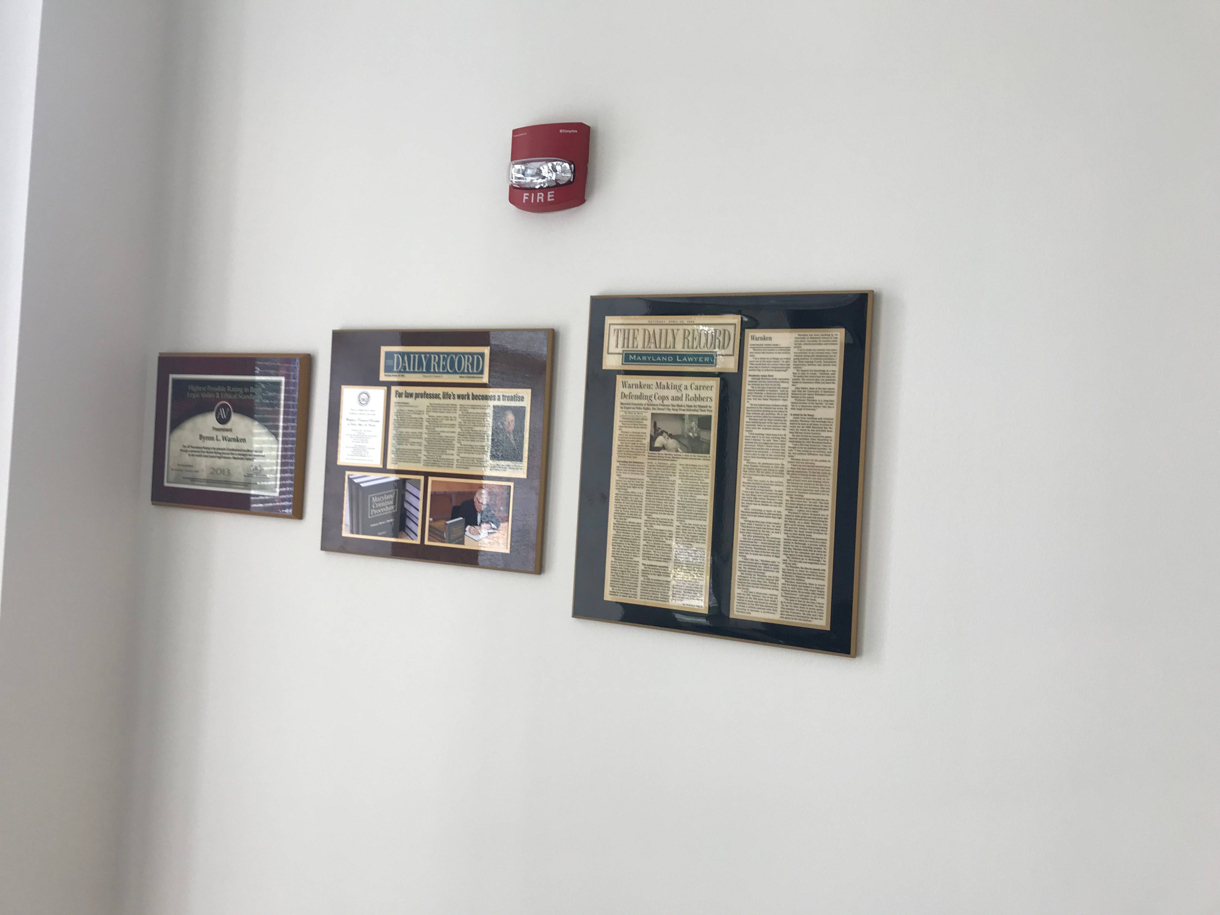 Picture hanging installation in lusby MD