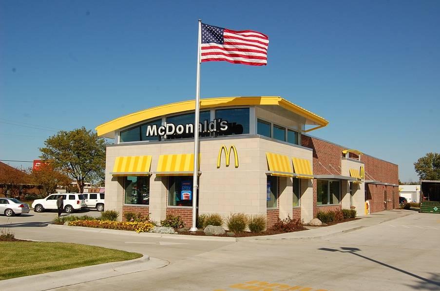 McDonald's Remodel and New Construcitons