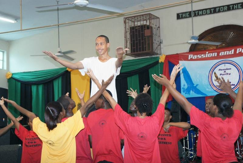 Passion and Purity Conference 2010: Calabar High School Editionm