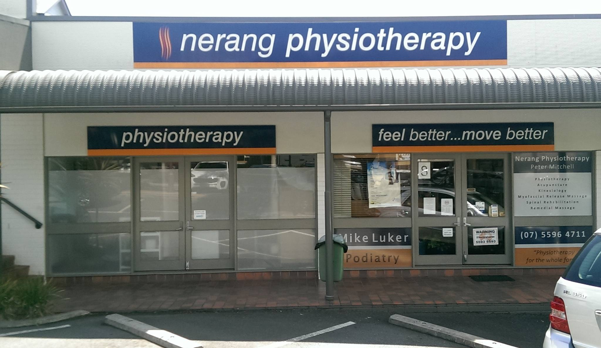 Nerang Physiotherapy, Unit 8/5-7 Lavelle Street, Nerang, Queensland, 4211, Australia