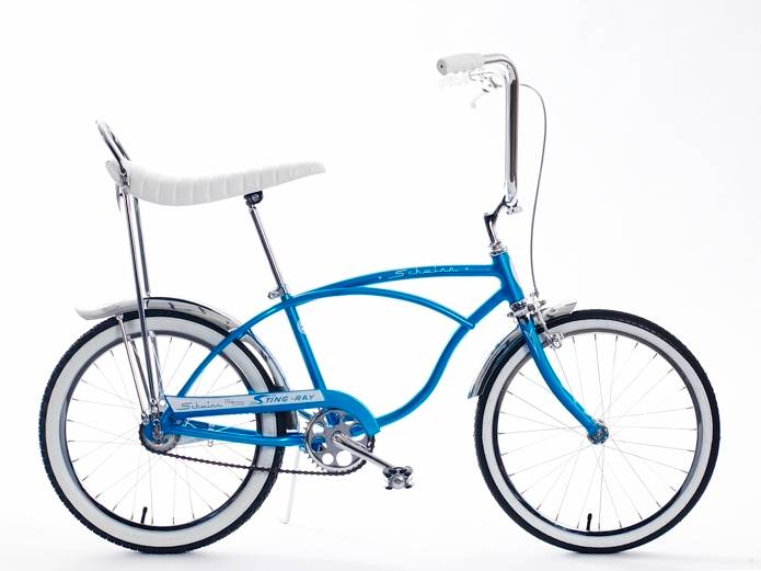 1965 Sky Blue Schwinn Deluxe Stingray