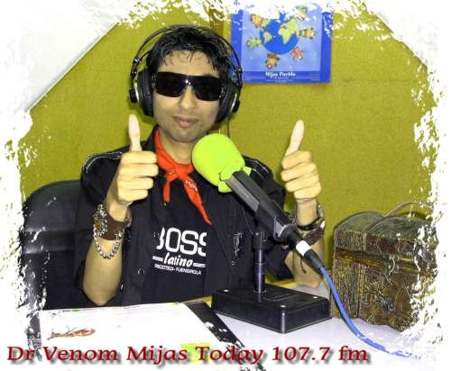 Live On Air!
