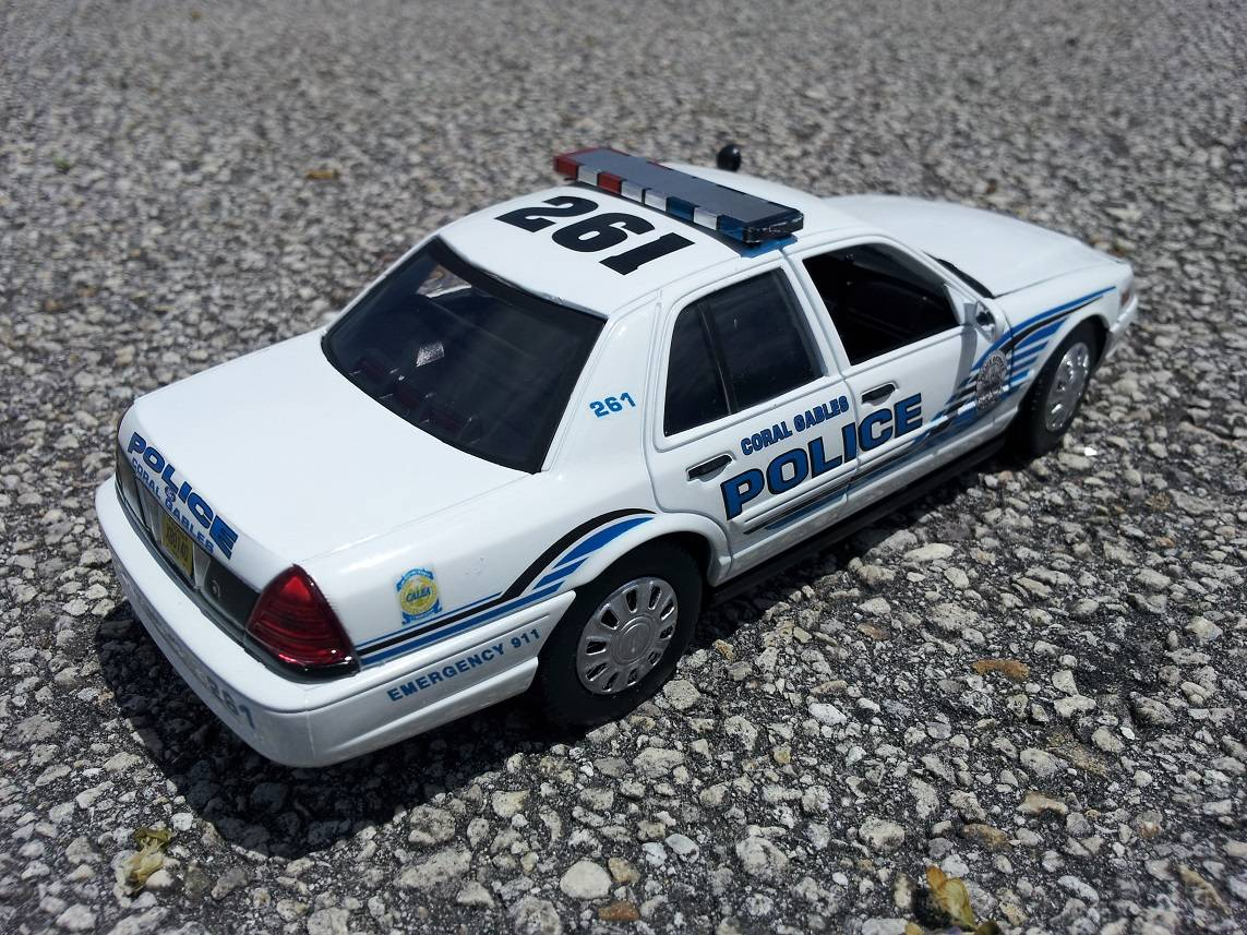 CORAL GABLES POLICE DEPARTMENT, FL