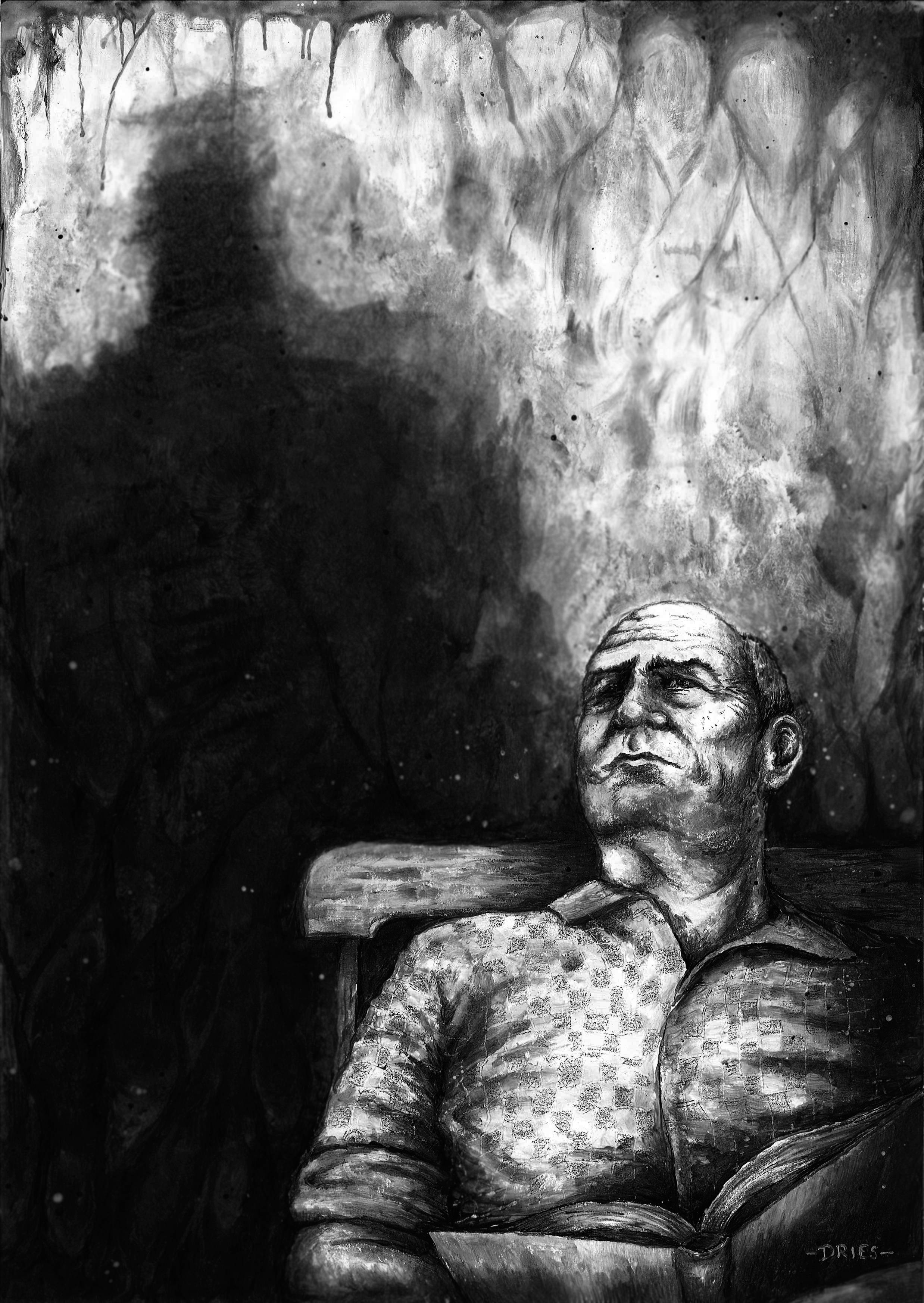 Mister Parker - a story by Richard Chizmar