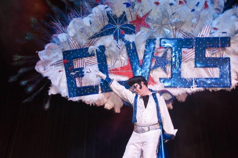Lake Charles Captain - Elvis