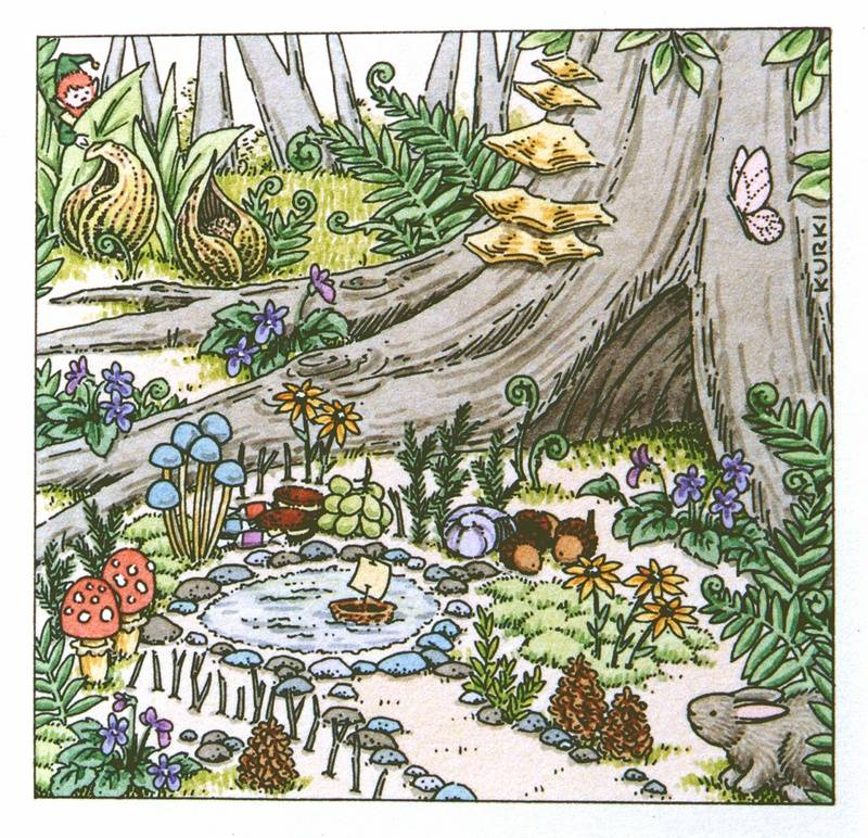 Leprchaun Garden