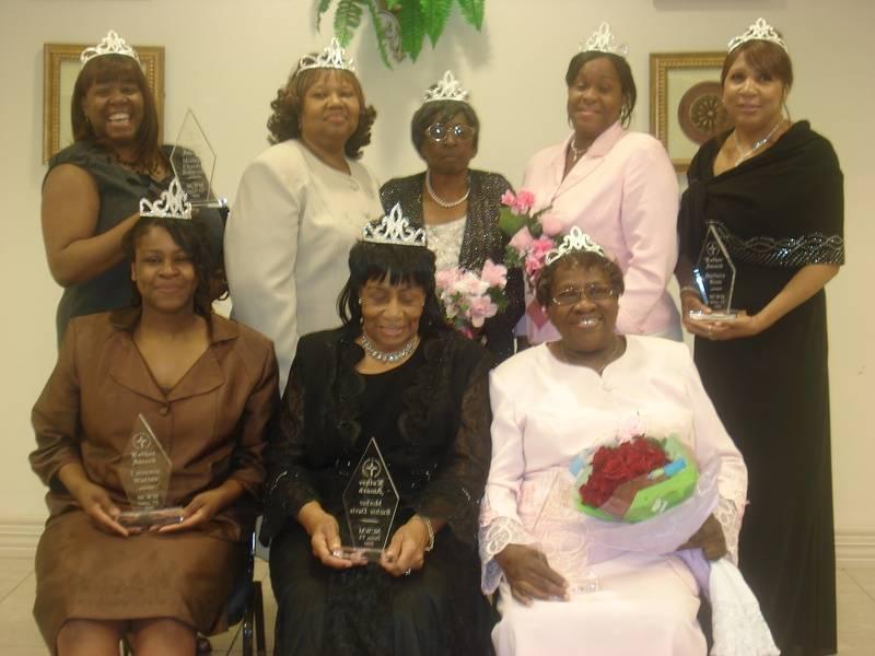 Dallas Esther Award Honorees 2010