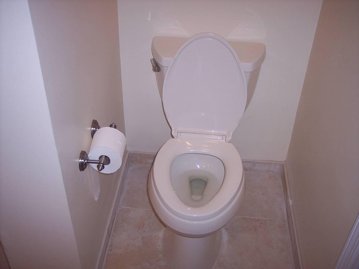 New Toilet.